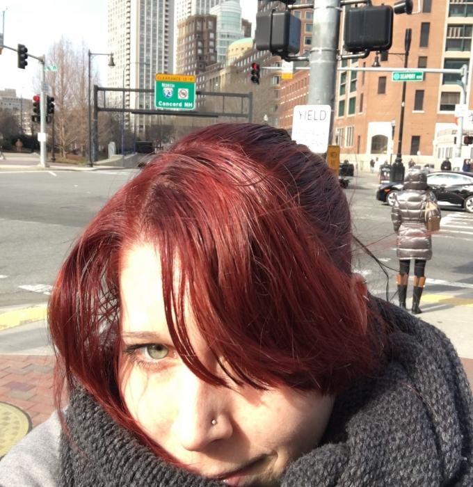 Kalt in Boston